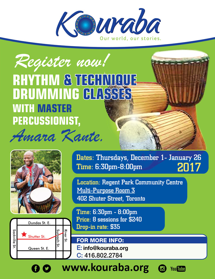 Kouraba Drum Workshop