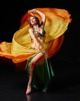 Nada El Masriya Dancer